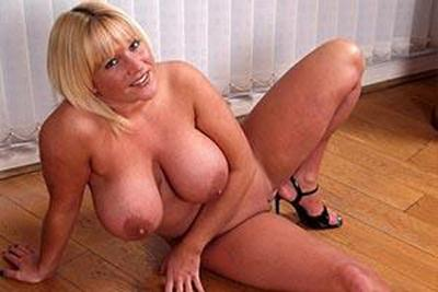 Blonde Big Beautiful women